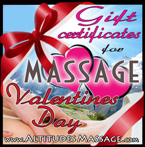 Valentines Day Gift Certificates